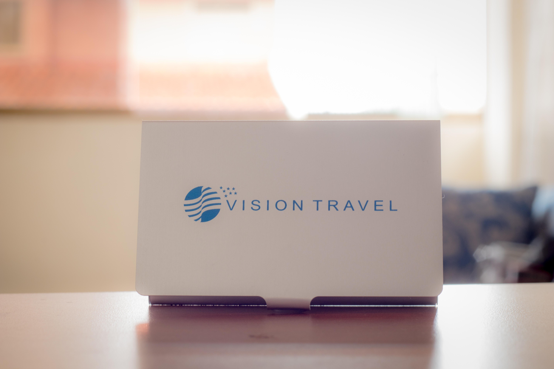 business card holder – visiontravel